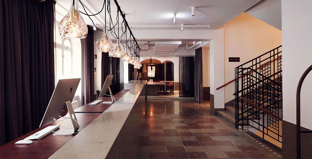 Immergetevi nell'eleganza del design minimal svedese