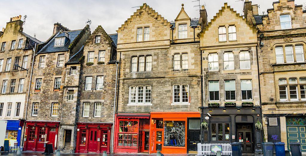 lasciatevi affascinare dai negozietti scozzesi