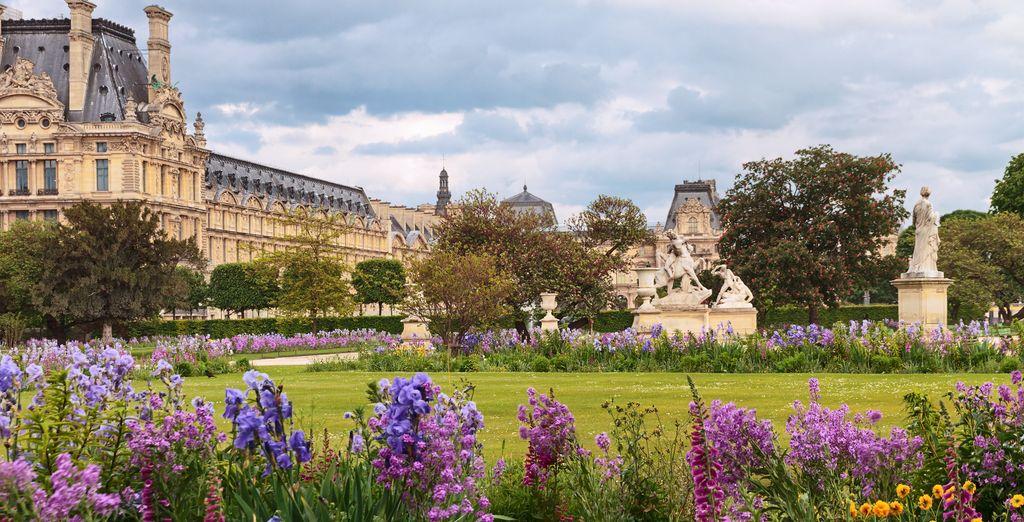E al vicinissimo Museo d'Orsay
