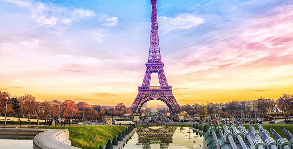 Scoprite Parigi, la città romantica per definizione