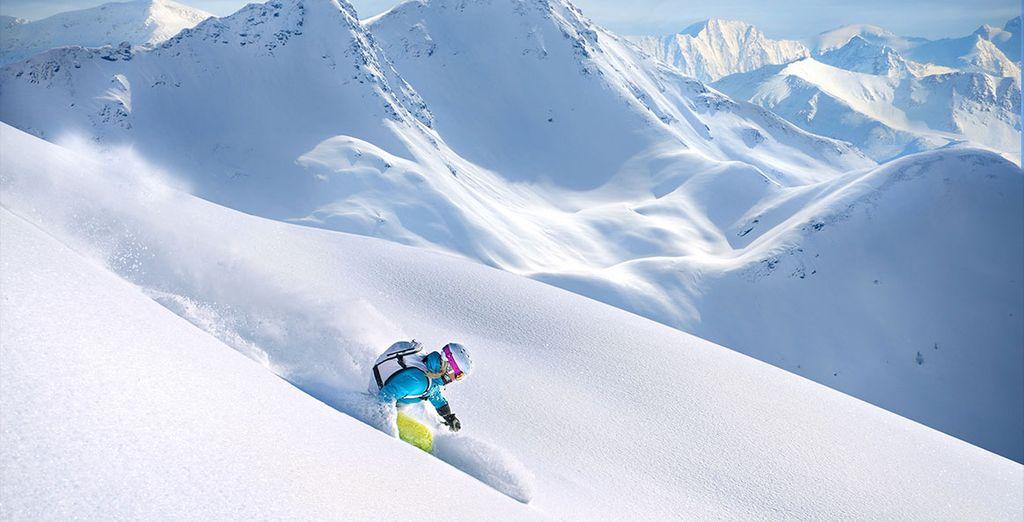 Partite per un soggiorno nel cuore del Sud delle Alpi