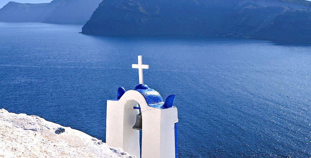 Non aspettate ancora! Buona vacanza nelle Cicladi...