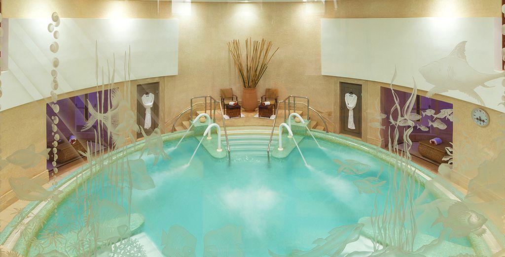 Hotel a 5 stelle di alta gamma con piscina, centro benessere e zona relax a Rabat