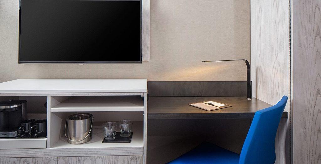 dotate di tutti i comfort per un soggiorno perfetto