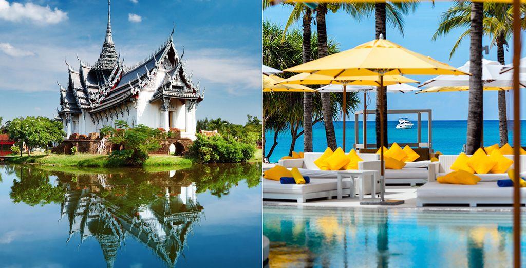 Partite per un magnifico viaggio in Thailandia tra Bangkok e Phuket