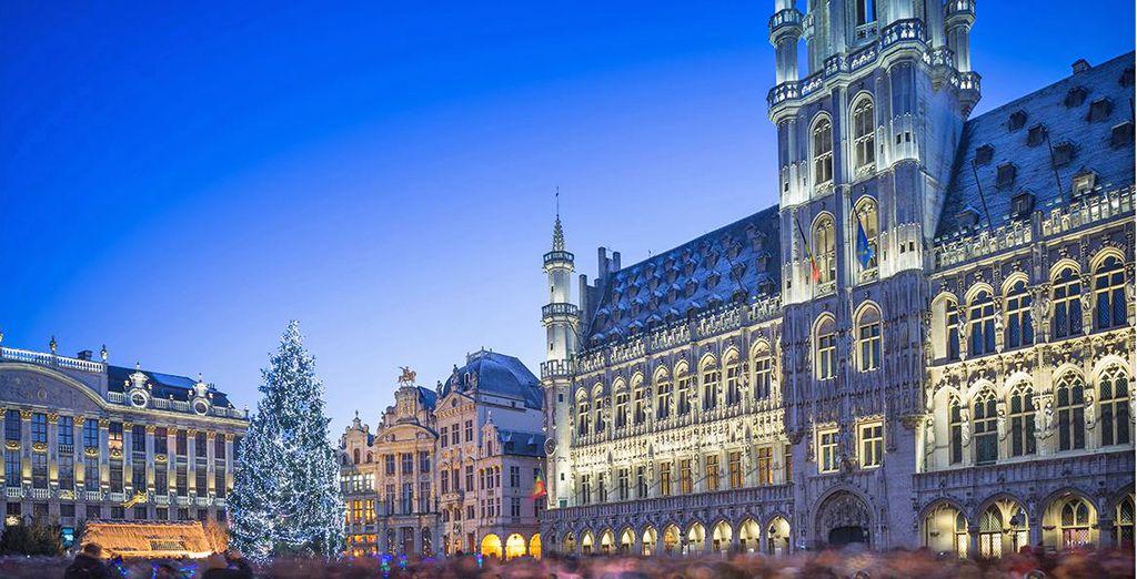 Benvenuti a Bruxelles, città multiculturale dai mille volti
