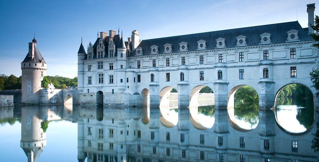 Scoprirete i Castelli della Loira