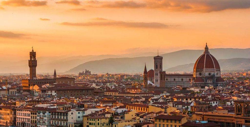 Regalatevi un soggiorno a Firenze, culla del Rinascimento