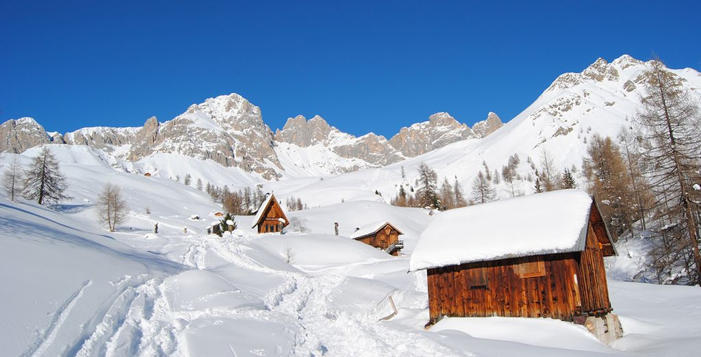 offerte di sci a Falcade