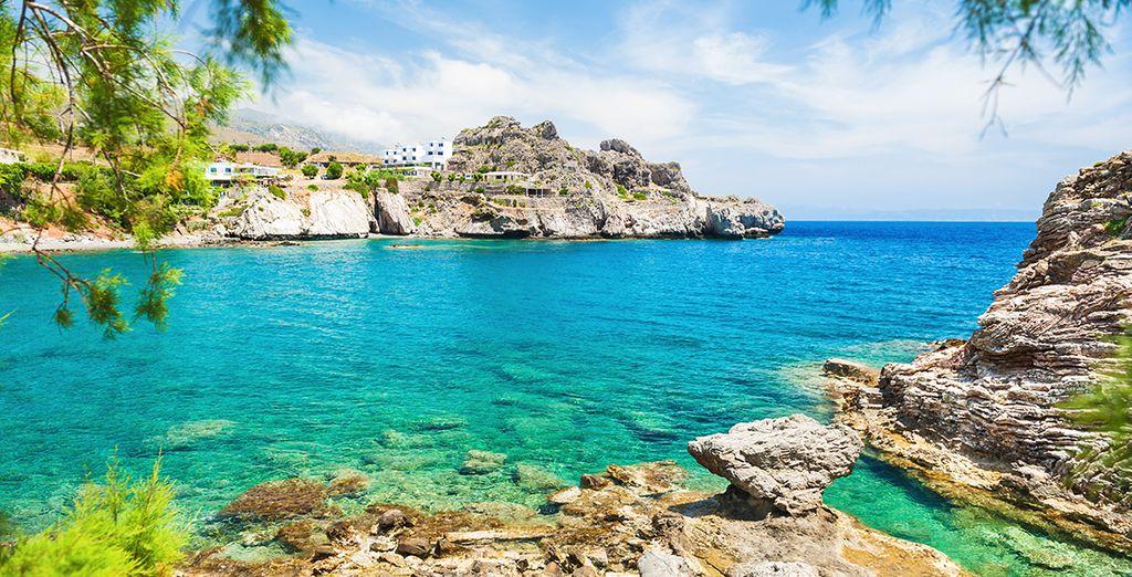 partite per Creta, sarà una vacanza da sogno