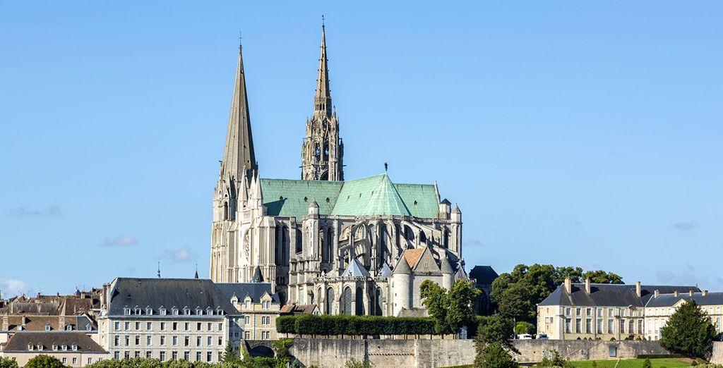 La Cattedrale di Chartre vi svelerà i suoi segreti