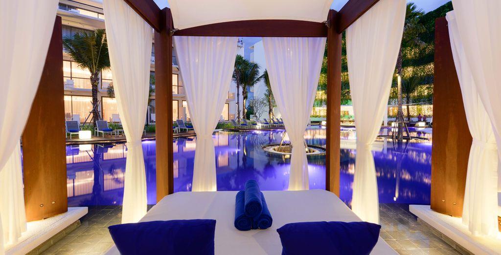 Il Dream Phuket Hotel & Spa 5 * vi dà il benvenuto