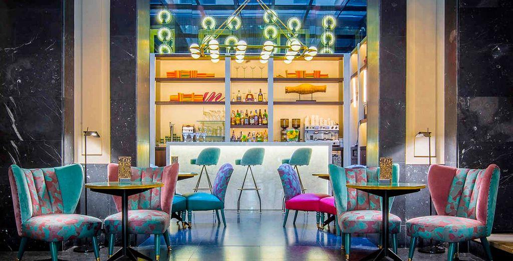 Partite per un soggiorno di design nel centro di Madrid