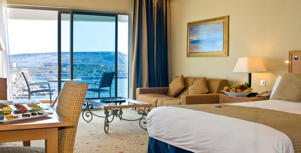 Radisson Blu Resort & spa, Malta Golden Sands 5*