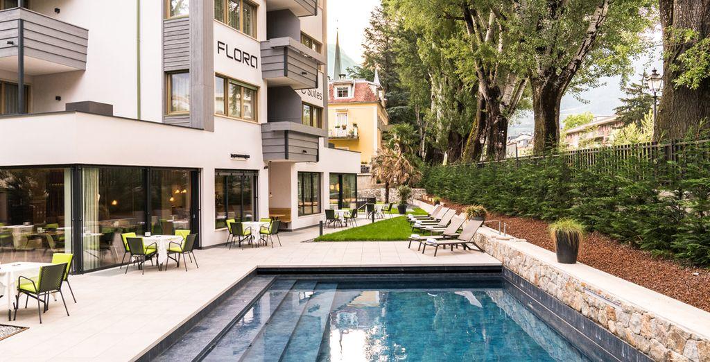 Flora Hotel & Suite - hotel a merano
