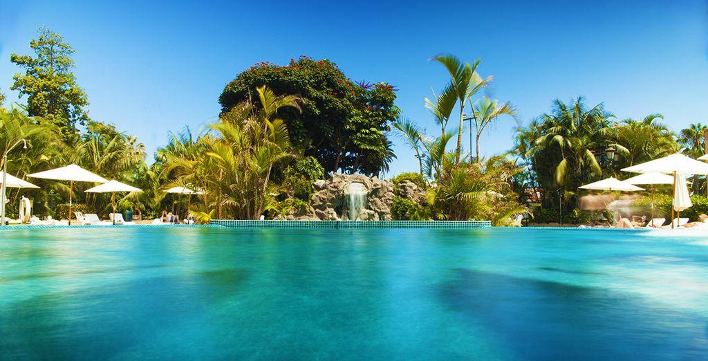 Hotel Botanico & the Oriental spa Garden 5*GL