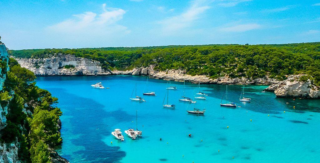 Paesaggio di Minorca