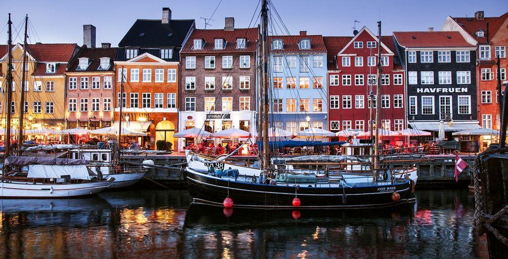 Il Nyhavn è stupendo