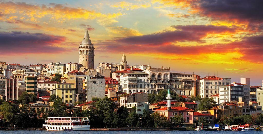 Scoprite i segreti di Istanbul...