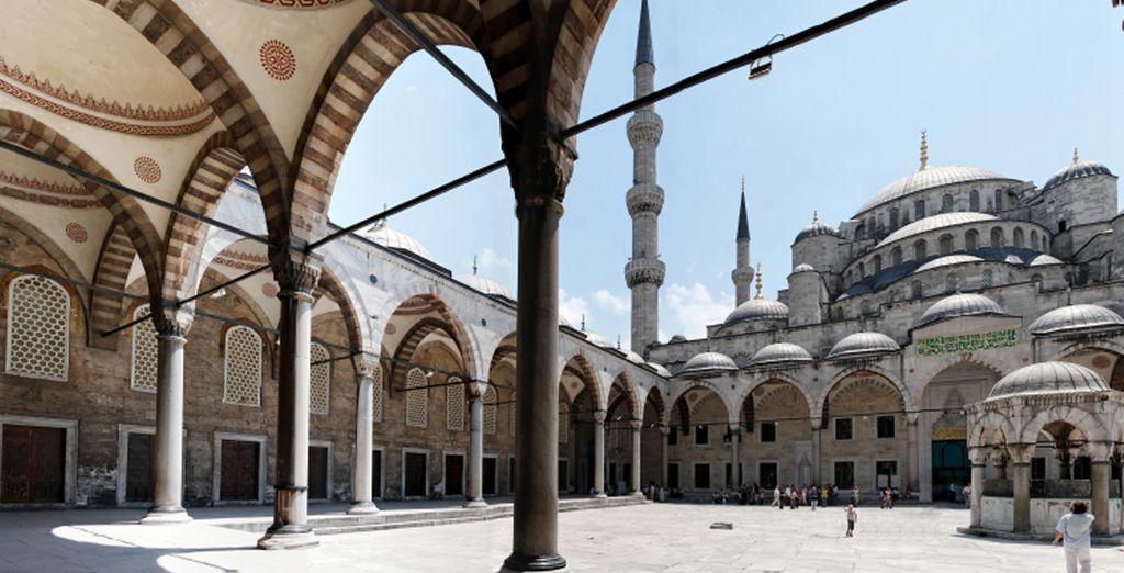...una delle città più affascinanti d'Europa