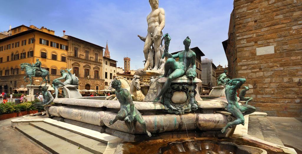 Firenze è una città carica di atmosfere romantiche