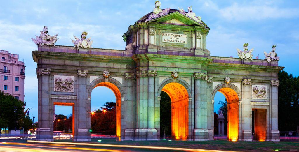 Ammirate la storia e la tradizione che circonda questa città magica