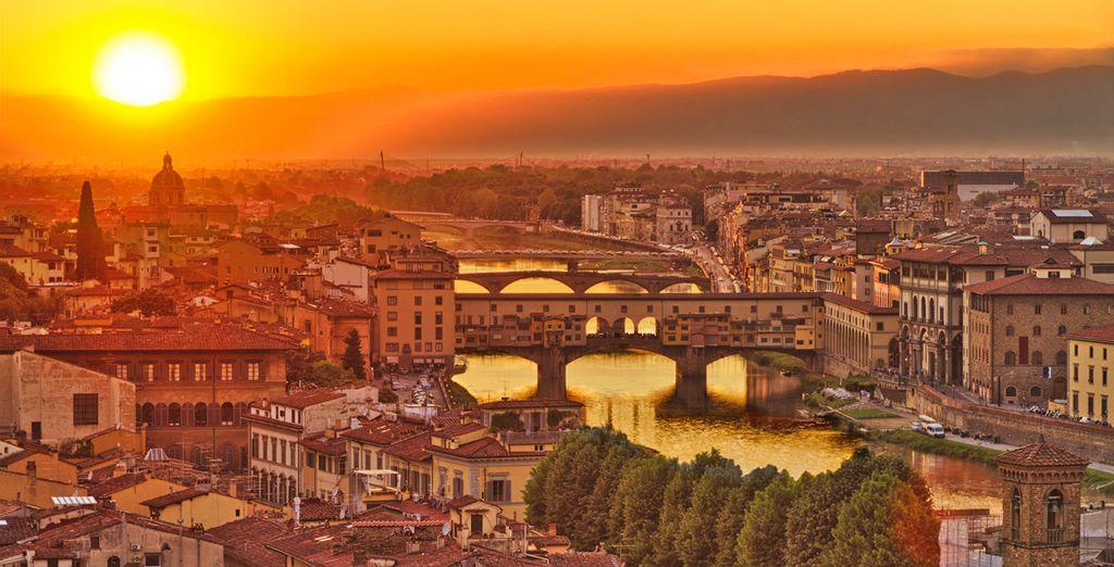 Benvenuti a Firenze