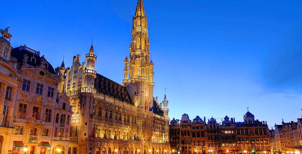 Bruxelles è una delle città più cosmopolite d'Europa