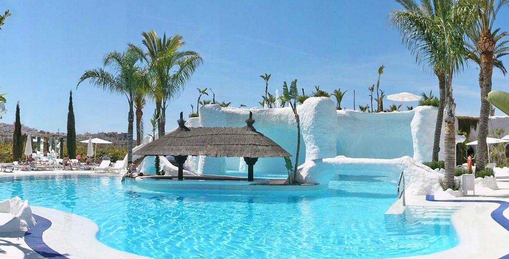 Ad Almuñecar, splendida località balneare della Costa Tropical