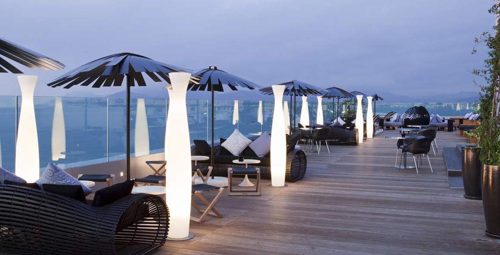 soggiornerete al Radisson Blu 1835 Hotel & Thalasso