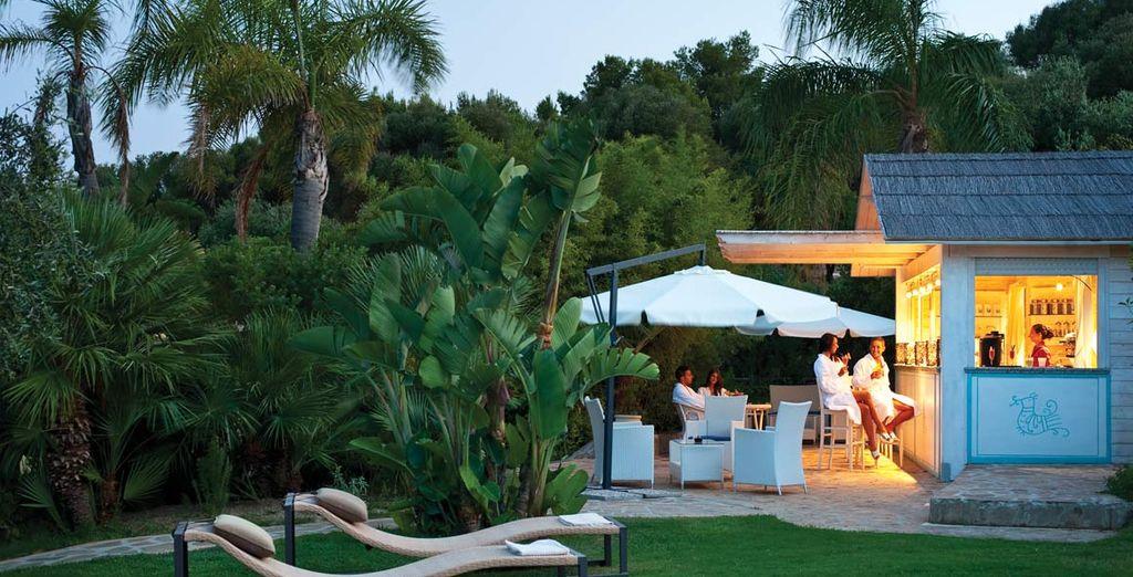 il bar del resort soddisferà i vostri gusti con ottimi drink