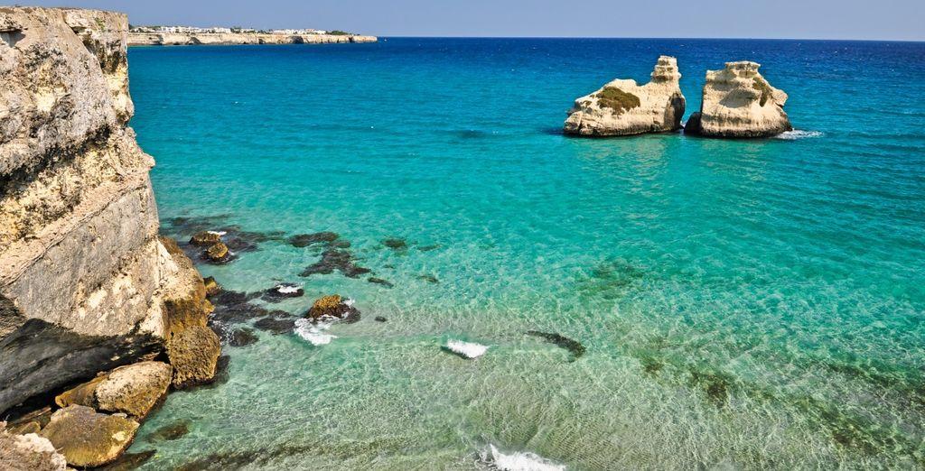 La Puglia vi attende