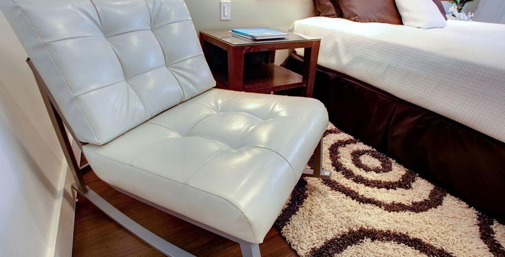 Dotate di tutti i servizi necessari un soggiorno piacevole