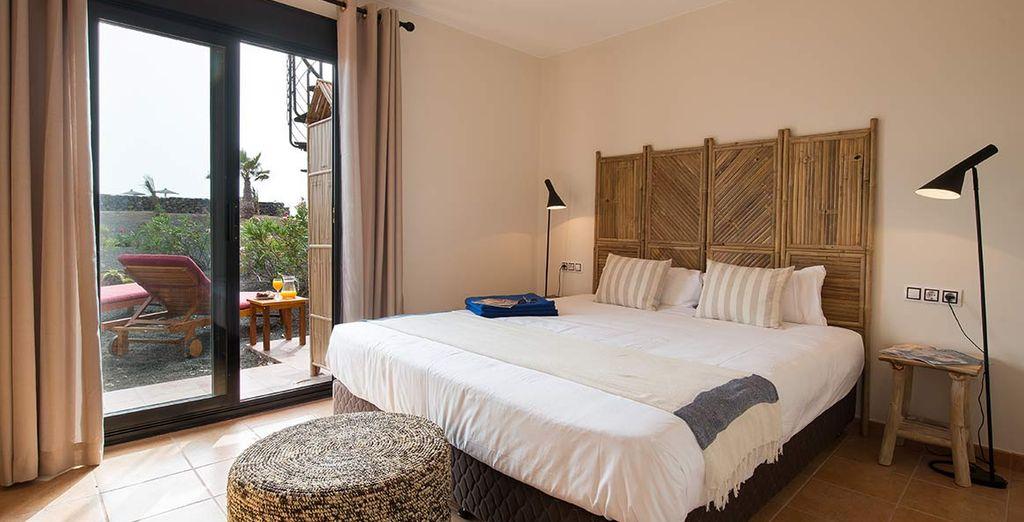 Soggiornate nella confortevole Villa Suite Select
