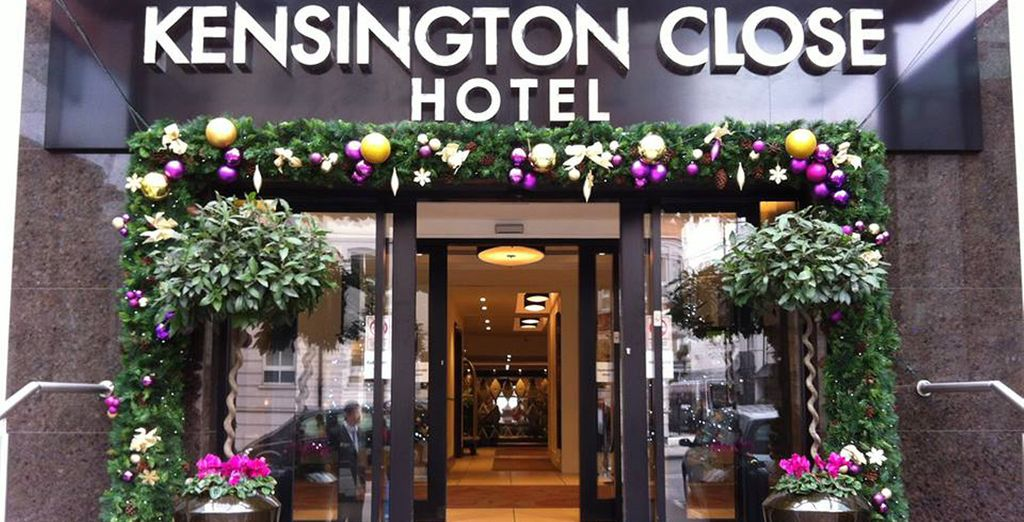Soggiornerete presso l'Hotel Kensington Close