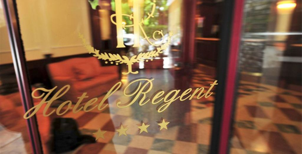 Benvenuti nel vostro hotel 4*