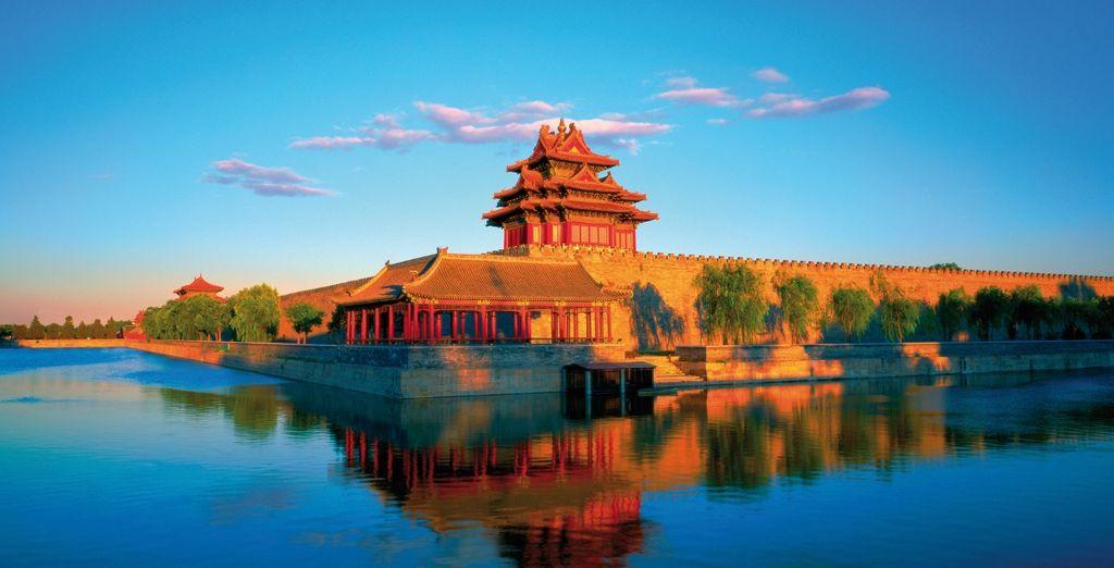 Partirete per Pechino