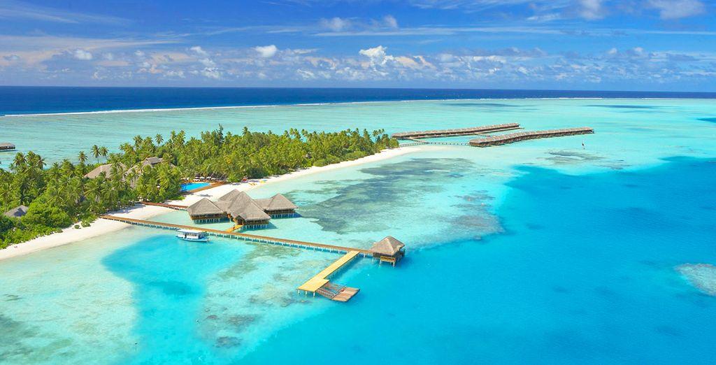 Benvenuti alle Maldive
