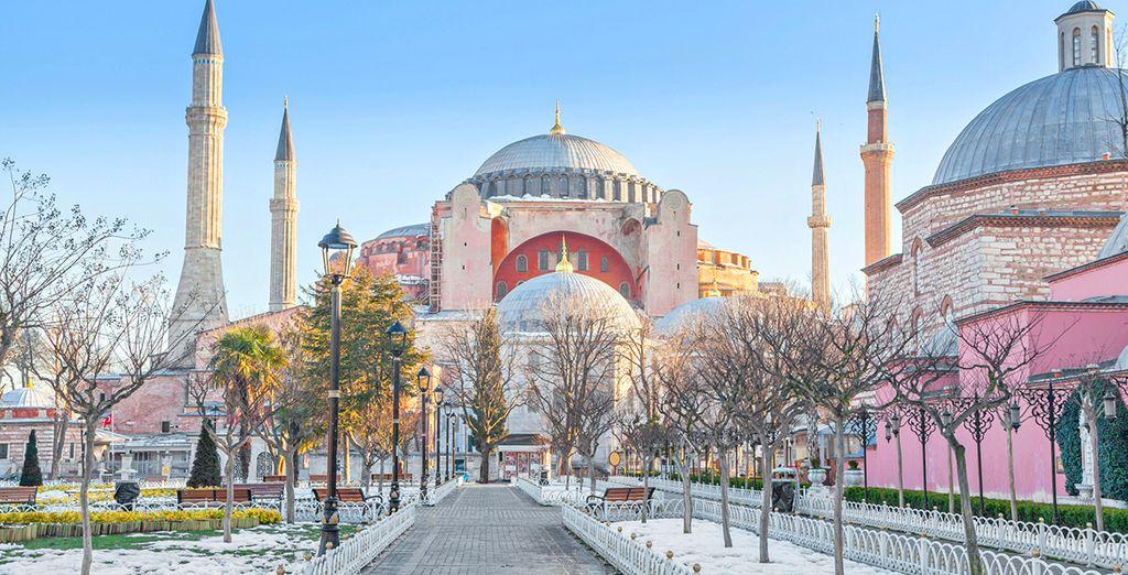 Benvenuti ad Istanbul