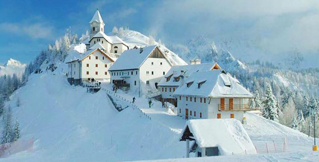 Hofferte di sci a Tarvisio