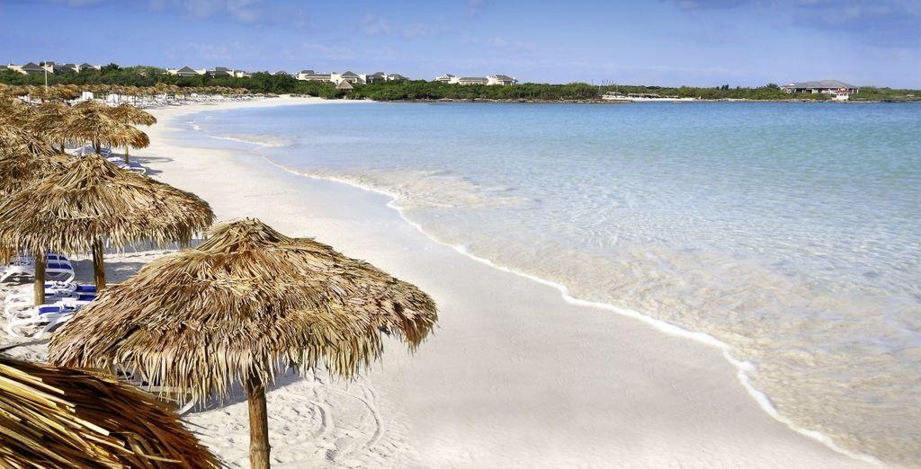 Partite per la splendida località di Cuba, nei Caraibi
