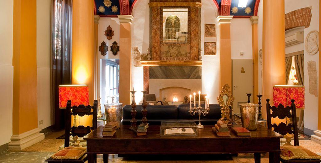 Il Convento dei Fiori di Seta 4* a Modena
