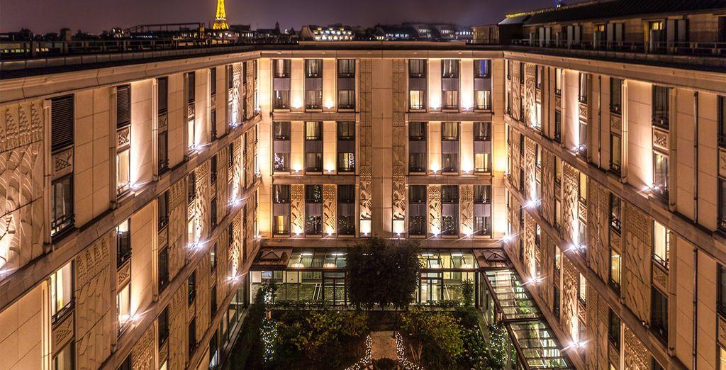 Lasciatevi conquistare dall'Hotel du Collectionneur 5*