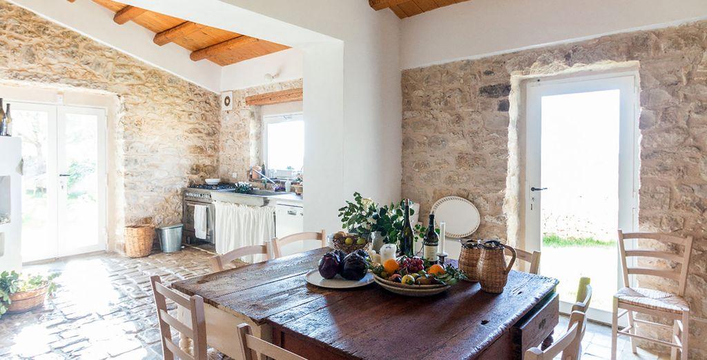 Qui l'antica Sicilia rurale