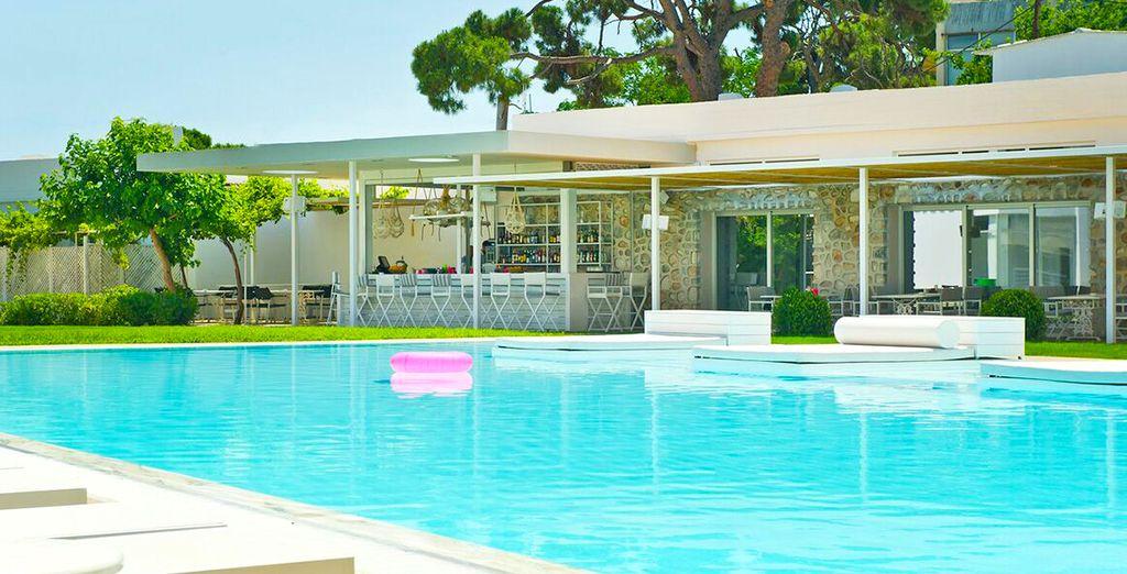 Regalatevi una vacanza al Marathon Beach Resort 4*