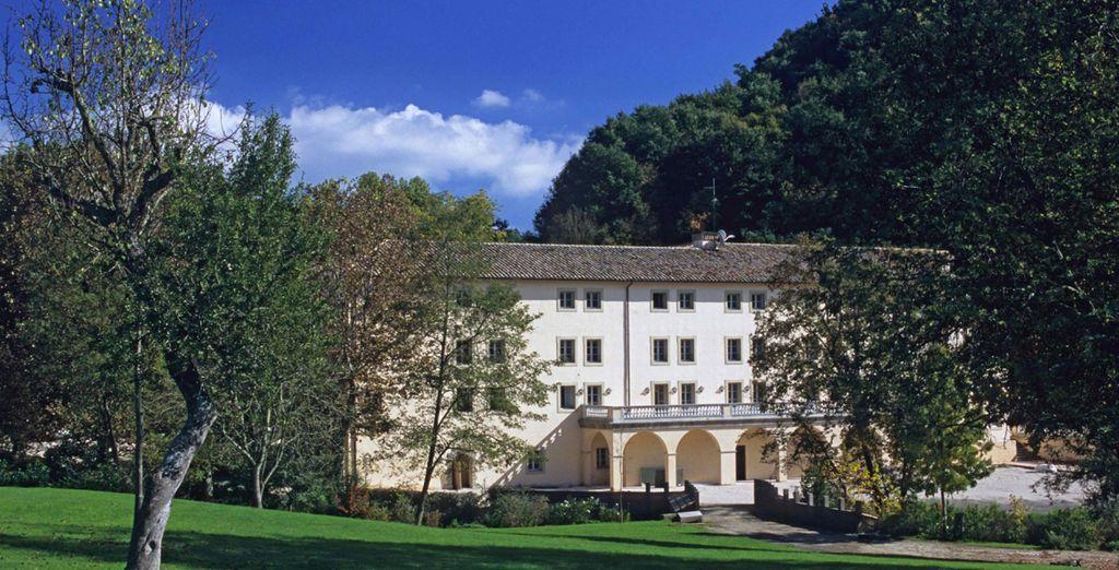 Hotel elegante e raffinato in sintonia con i fasti del passato