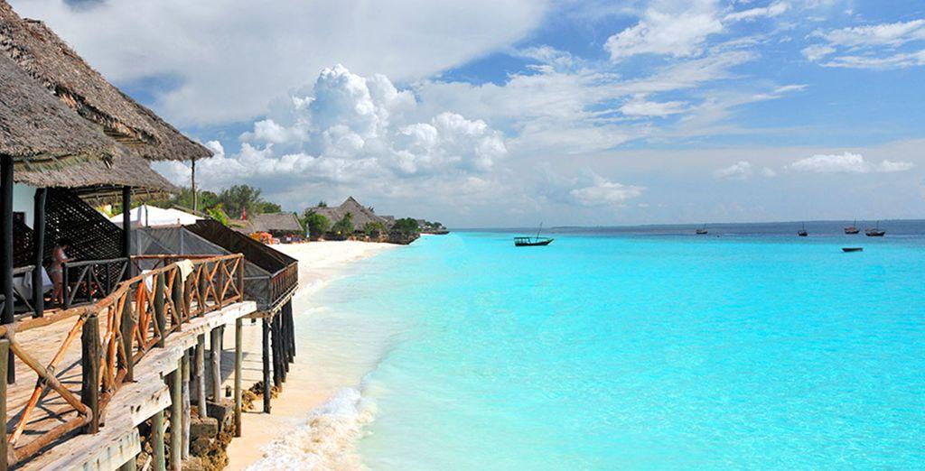 Vi diamo il benvenuto nella meravigliosa Zanzibar