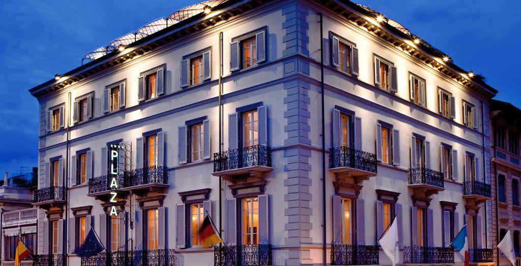Benvenuti in un prestigioso hotel 4* a Viareggio