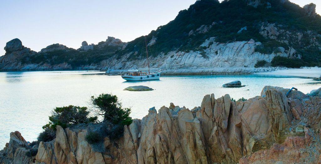 In una delle zone più belle della Sardegna