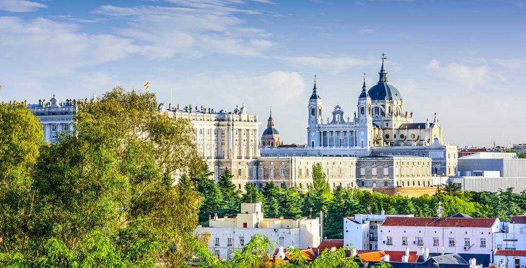 Madrid con la sua bellezza vi conquisterà